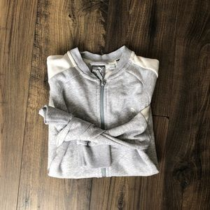 Puma Zip Up Sweater Athleisure Casual Active Wear